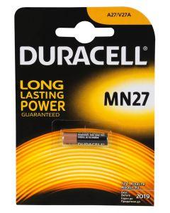 Duracell A27/V27A Batterij