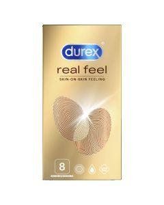 Durex Real Feel Condooms - 8 Stuks verpakt