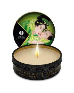 hunga Massagekaars - Exotic Green Tea