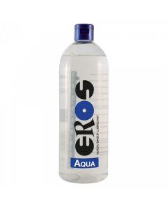 Eros Aqua Glijmiddel op Waterbasis 1000ML