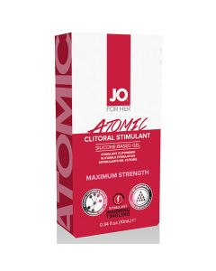For Her Clitoral Stimulant Warming Atomic 10 ml