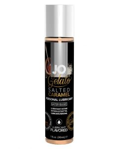 JO Gelato Eetbaar Glijmiddel Salted Caramel - 120 ml kopen