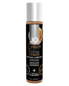 JO Gelato Eetbaar Glijmiddel Creme Brulee - 30 ml kopen