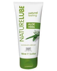 Hot Naturelube - Aloe Vera 100ml