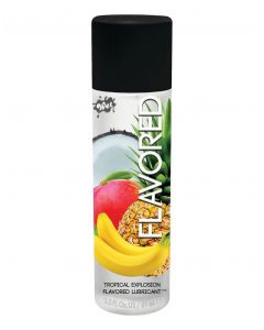 Glijmiddel - Wet Flavored Tropical Explosion - 89 ml