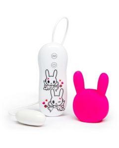 Honey Bunny Petal Vibe Stimulator