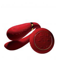 Koppels Vibrator met Afstandsbediening Zalo FanFan Set