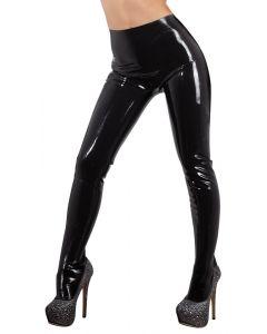 Latex Panty - Zwart bestellen