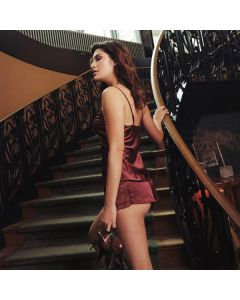LingaDore Sable Top - Sable Roze sfeerfoto