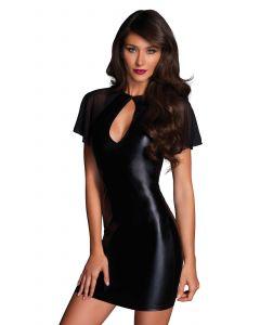 Zwarte mini jurk Angelina