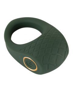Luxe Cockring Luxurious - Groen close
