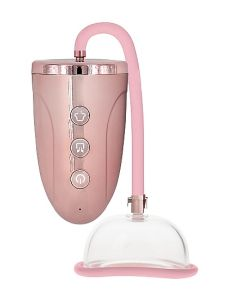 Luxe Oplaadbare Pussy Pomp - Roze los