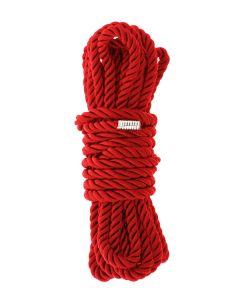 Luxe Bondage Touw 5 Meter - Rood