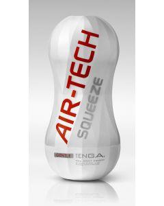 Masturbator Air Tech Squeeze - Wit voor