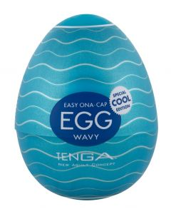 Masturbator - Egg Cool by Tenga