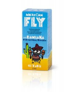 Mexican Fly - 15 Tabletten kopen