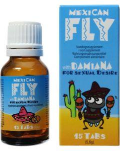 Mexican Fly - 15 Tabletten kopen