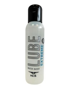 Mister B Lube Extreme 250 ml anaal glimiddel