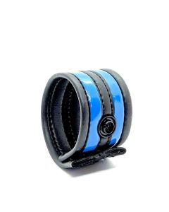 Neoprene Racer Ball Strap - Blauw