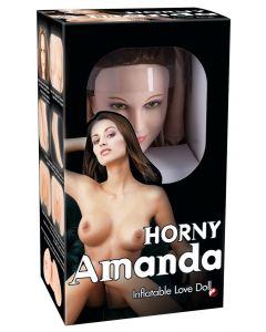 Opblaaspop Hot Amanda doos