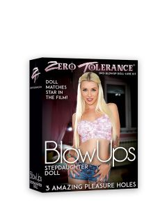 Opblaaspop Stiefdochter plus DVD