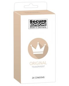 Secura Original Condooms - 24 Stuks