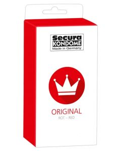 Secura Red Condooms - 144 stuks los verpakt