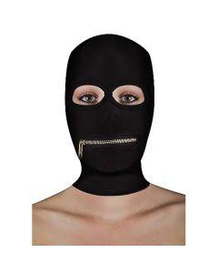 BDSM masker met mond-rits