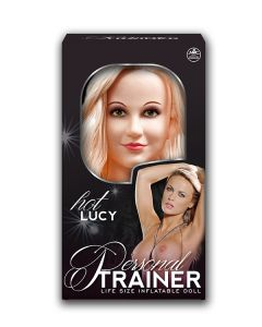 Personal Trainer Hot Lucy Love Doll - 170 CM verpakt