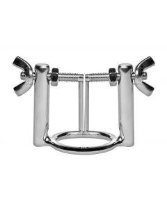 Plasbuis Stretcher - RVS