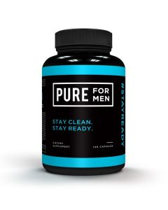 Pure for Men - 120 Capsules