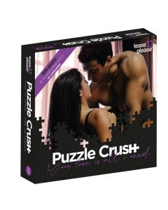 Puzzle Crush Your Love is All I Need*