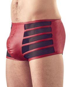 Rode Boxershort met Strepen