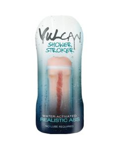 Vulcan Shower Stroker - Realistic Ass sleeve