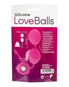 Siliconen  Love Balls
