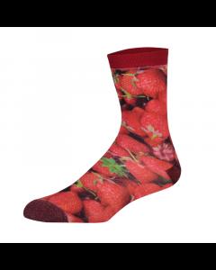 Sock My Strawberry - Dames Sokken
