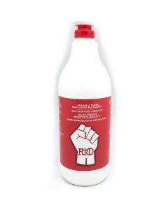 Fisting Glijmiddel - The Red - 1 Liter