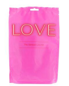 The Sensual Love Kit verpakt