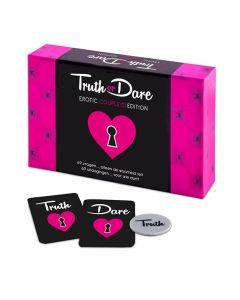 Truth or Dare Spel Erotic Couple(s) Edition