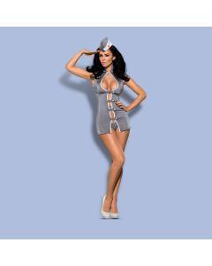 Verleidelijk Stewardess Kostuum