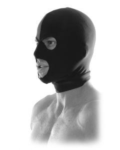 Zwart Masker voor Man en Vrouw kopen