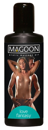 Image of Erotische Massage Olie - Love Fantasy