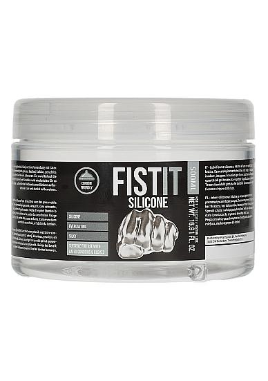 Image of Fist It Glijmiddel Silicone - 500 ml