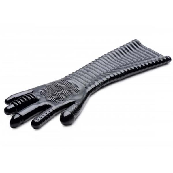Image of Fisting Handschoen Pleasure Fister - Zwart