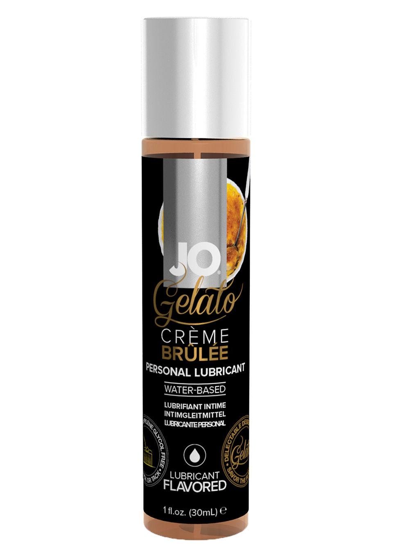Image of JO Gelato Eetbaar Glijmiddel Creme Brulee - 30 ml