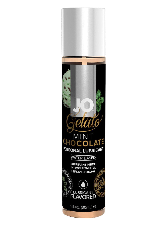Image of JO Gelato Eetbaar Glijmiddel Mint / Chocolade - 30 ml