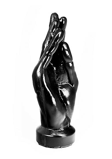 Afbeelding van Buttplug Hello - Black - 23,7 cm