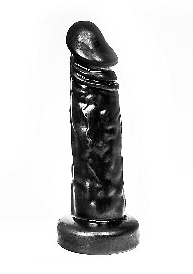 Image of Dildo Jimmy - Black - 27 cm