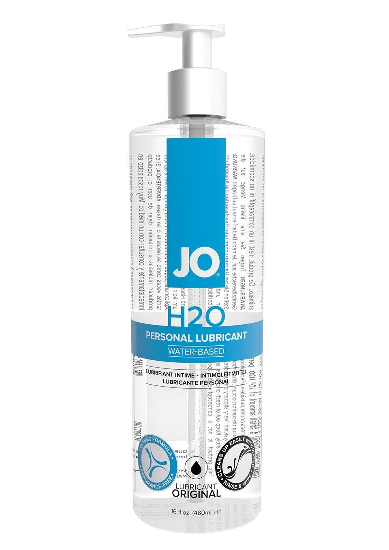 Image of Jo H20 Glijmiddel op Waterbasis 480 ml