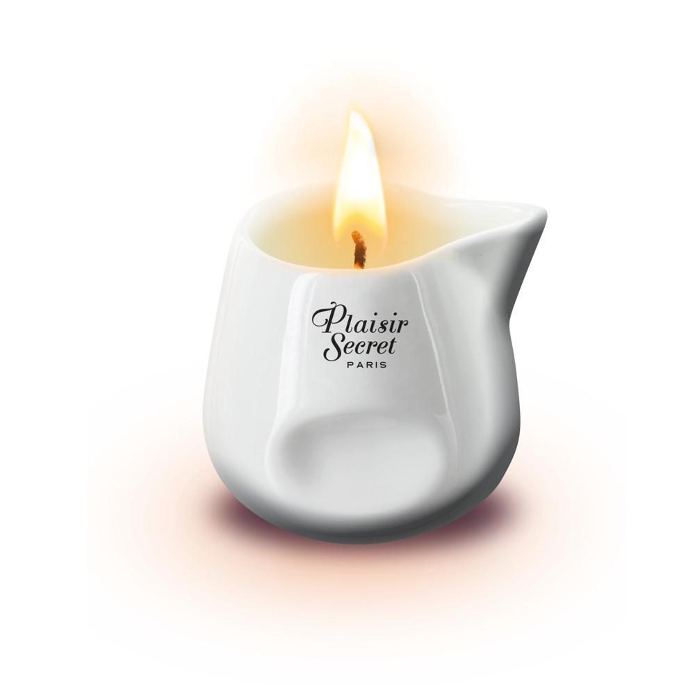 Image of Massage Kaars Plaisir Secret - Cocos